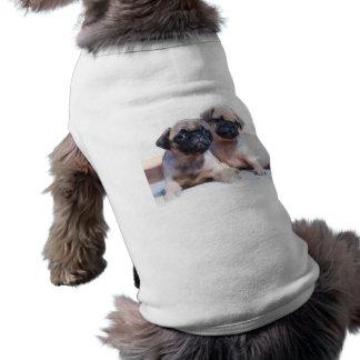 Camisa del perro de perritos del barro amasado ropa de perro