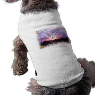 Camisa del perro de Rafael Playera Sin Mangas Para Perro