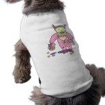 Camisa del perro del chocolate de Ghoulie Gimme Ropa Perro