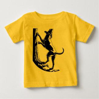 Camisa del perro del Coonhound de la camiseta del