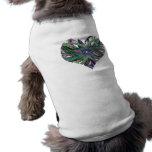 Camisa del perro del corazón ropa de perro