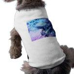 Camisa del perro del diseño del dragón ropa de perro