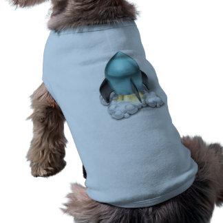 Camisa del perro del icono de Launcher™ Rocket del Playera Sin Mangas Para Perro