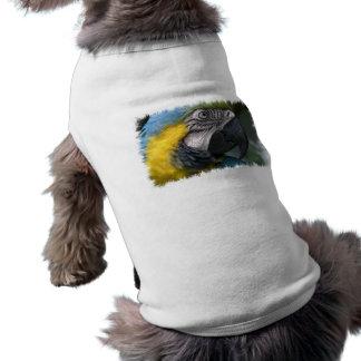 Camisa del perro del loro prenda mascota