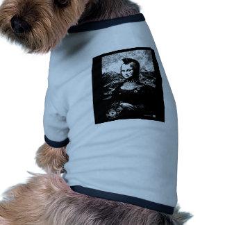 Camisa del perro del Mohawk de Mona Ropa De Perros