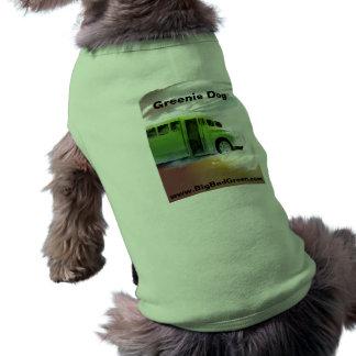 Camisa del perro del novicio camisetas de mascota