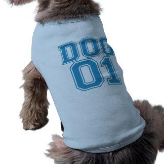 Camisa del perro del perro 01 muchacho camisetas mascota