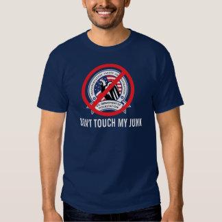 Camisa del personalizable de TSA