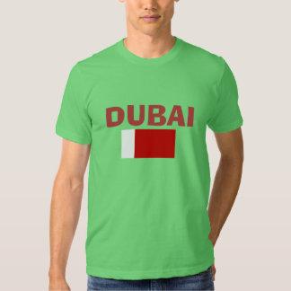 Camisa del personalizado de la bandera de Dubai