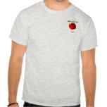 Camisa del petirrojo