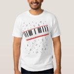 Camisa del piano