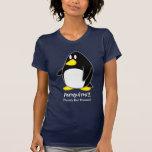 Camisa del pingüino