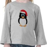 Camisa del pingüino del navidad