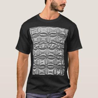 camisa del plástico de burbujas