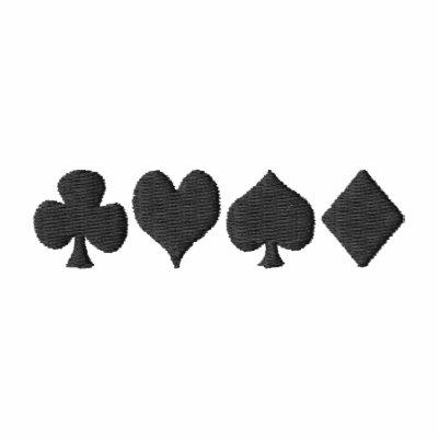 Camisa del póker polo