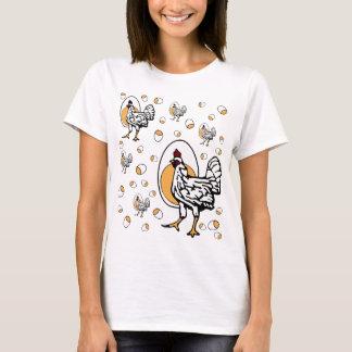 Camisa del pollo