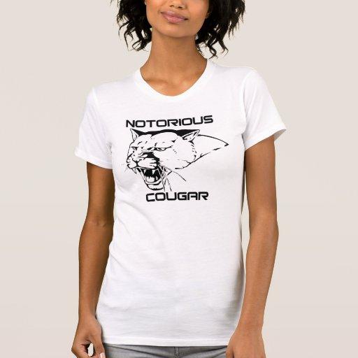 Camisa del puma de las señoras