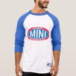 Camisa del raglán de Mini Cooper