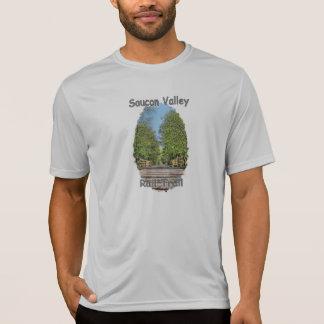 Camisa del rastro del carril de SauconValley