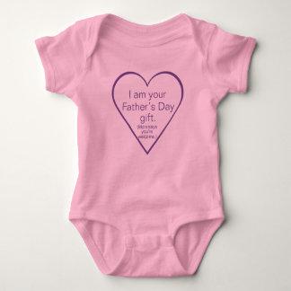 Camisa del regalo del día de padre