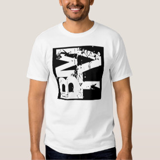Camisa del registro de BMTV