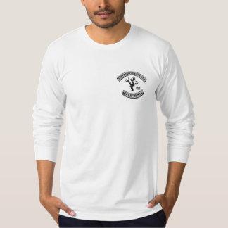 Camisa del remiendo de Zin del país vinícola de