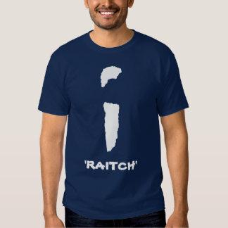 """Camisa del resplandor de """"RAITCH"""" - Raquel"""