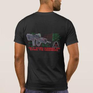 Camisa del rifle de asalto de Tavor