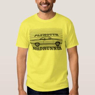 Camisa del Roadrunner de Plymouth
