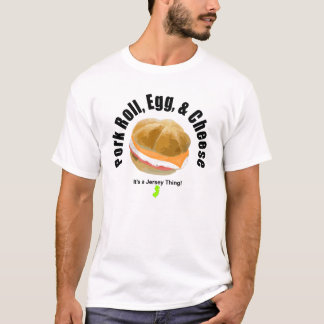 Camisa del rollo del cerdo (luz)