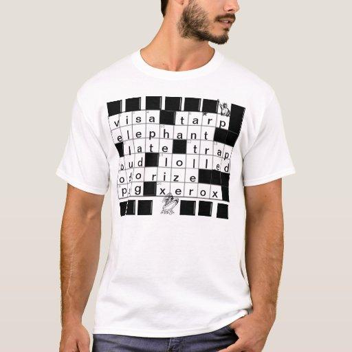 camisa del rompecabezas