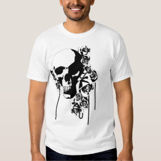 camisa del roseskull