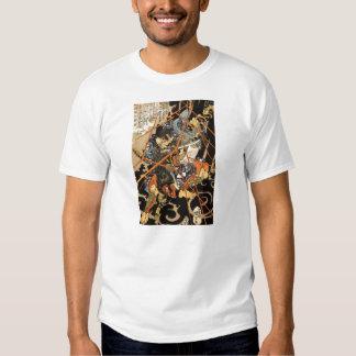 Camisa del samurai