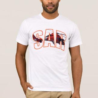 Camisa del SAR del guardacostas