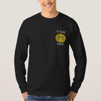 Camisa del sargento de taladro del LS pinta