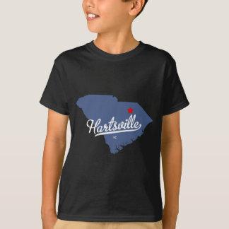 Camisa del SC de Hartsville Carolina del Sur