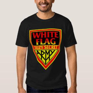 Camisa del SECRETO de SUZY del EJÉRCITO de W F