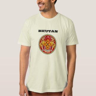 Camisa del sello de BHUTÁN