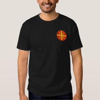 Camisa del sello de la bandera del imperio