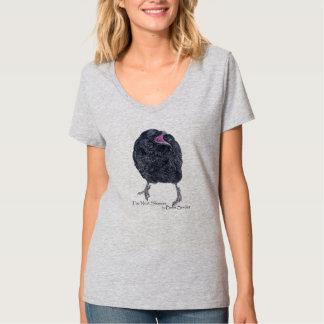 Camisa del Shaman del cuervo de Beth Surdut