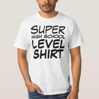 camisa del shsl