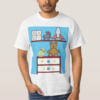 Camisa del sitio del bebé