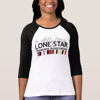 Camisa del softball de las mujeres de LSVA