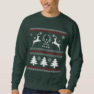 Camisa del suéter del navidad
