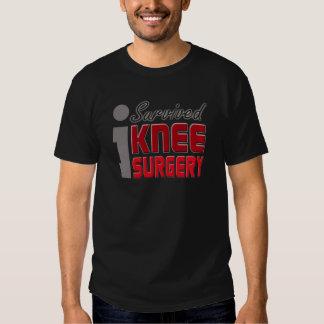 Camisa del superviviente de la cirugía del