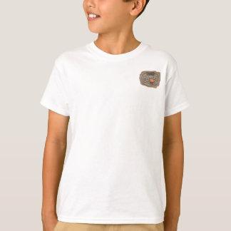 Camisa del tamaño del niño de Angus