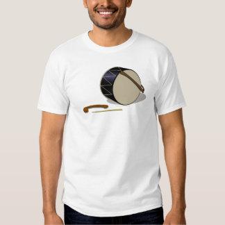 Camisa del tambor de Davul Daul Tupan para los