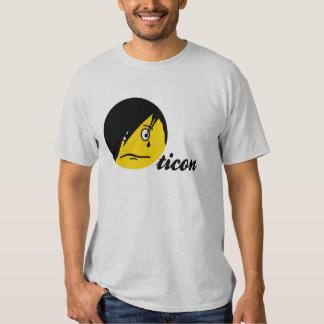 Camisa del ticon de EMO