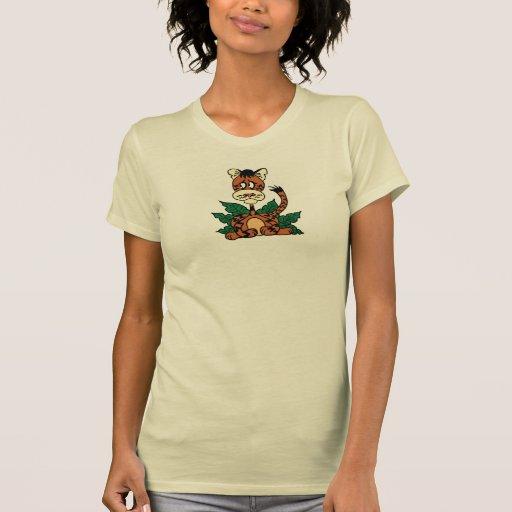 Camisa del tigre