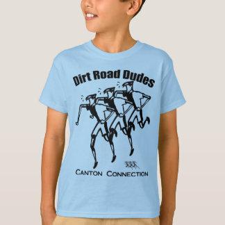 Camisa del tipo de los niños